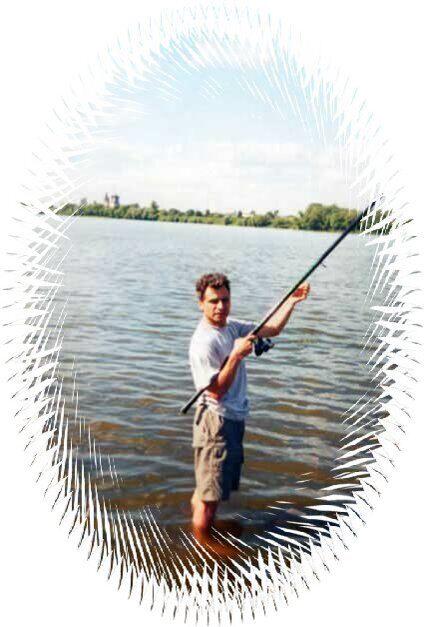 рыбалка в деревне дединово